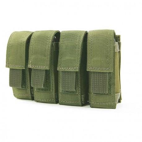 Poche tactique pour 4 grenades 40mm Arktis 40mm Grenade W925 sur www.equipements-militaire.com