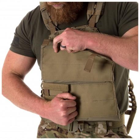 Gilet porte-plaque 5.11 Tactical TacTec sur www.equipements-militaire.com