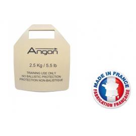 Jeu de plaques Multi-Curve ANGON chez www.equipements-militaire.com