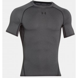 Tee-Shirt UA HeatGear Compression Under Amour chez www.equipements-militaire.com