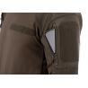 Tee-Shirt Tactique Instructor M.KII LS Clawgear chez www.equipements-militaire.com