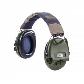Casque anti-bruit Suprême Pro-X serre-tête coussinets mousse chez www.equipements-militaire.com