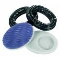 Kit d'hygiène de rechange en gel silicone pour casque Suprême MSA