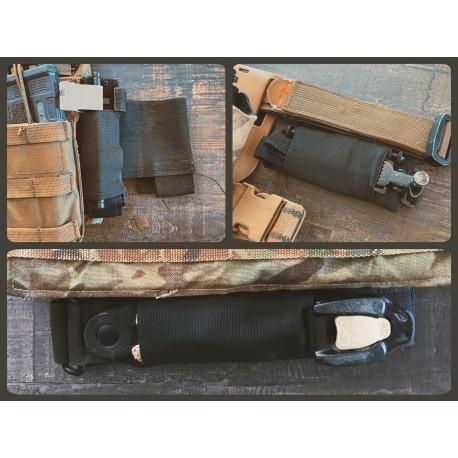 Porte garrot Velcro KST chez www.equipements-militaire.com