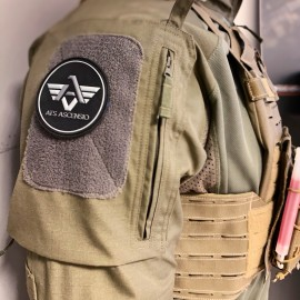 Patch Ats Ascensio - equipements-militaire.com