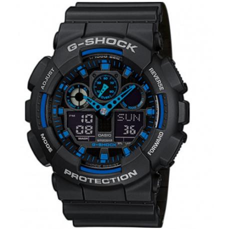 Montre G-Shock Classic GA-100 chez www.equipements-militaire.com