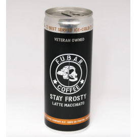 Ice Coffee Stay Frosty F.U.B.A.R. chez www.equipements-militaire.com