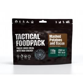 Purée de pommes de terre et bacon Tactical FoodPack chez www.equipements-militaire.com