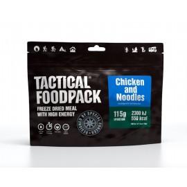Nouilles au Poulet Tactical FoodPack chez www.equipements-militaire.com