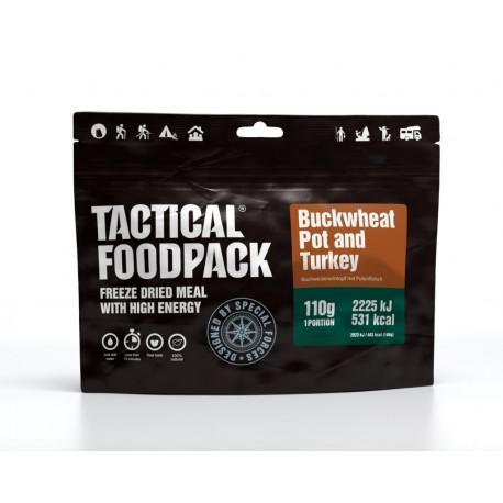 Ragoût de Dinde et Sarasin Tactical FoodPack chez www.equipements-militaire.com
