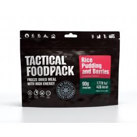Pudding de Riz et Framboises Tactical FoodPack chez www.equipements-militaire.com