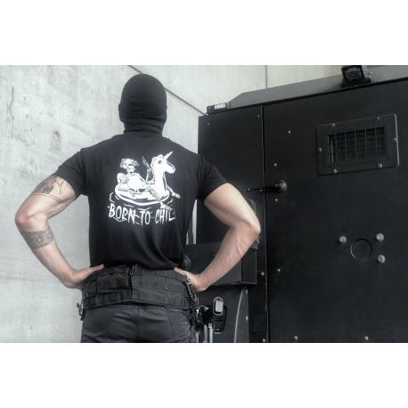 T-shirt Unicorn's Operation Born To Chill chez www.equipements-militaire.com