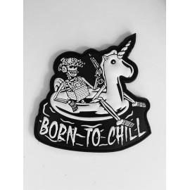Patch Unicorn's Operation Born To Chill