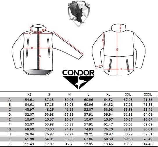 Charte Condor Outdoor Zero Summit SoftShell Jacket