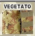Camouflage Vegetato