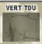 Couleur Vert TDU