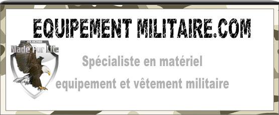 Spécialiste en matériel, eqquipement et vêtement militaire
