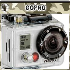 GOPRO CAMÉRA COMPACT