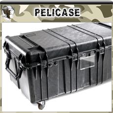PELICASE Bagagerie Militaire