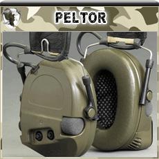 PELTOR Casque anti bruit tactique