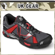 UK GEAR - Chaussure Sport Militaire