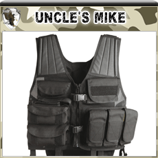 UNCLE'S MIKE Gilet d'Intervention Police