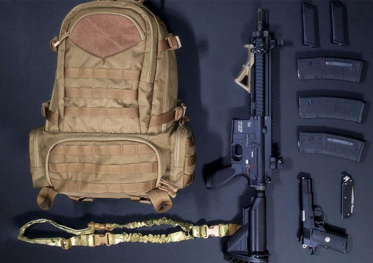 Sac militaire Condor Outdoor Elite Titan Assault Pack